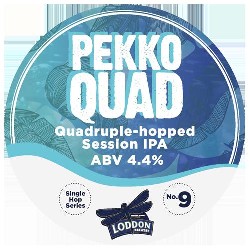 Loddon Brewery Pekko Quad