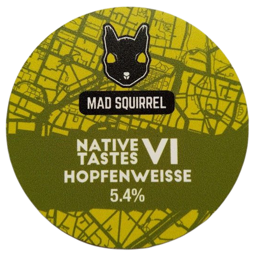 Mad Squirrel Hopfenweisse