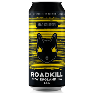 Mad Squirrel Roadkill cans