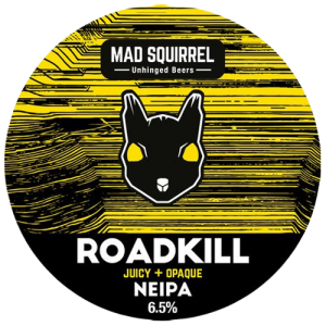 Mad Squirrel Roadkill
