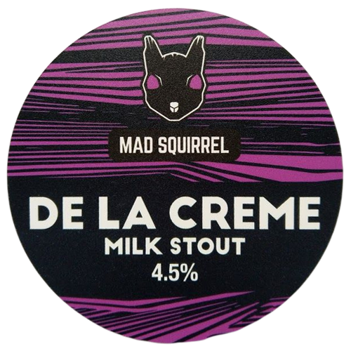 Mad Squirrel De La Creme