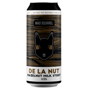 Mad Squirrel De La Nut Cans