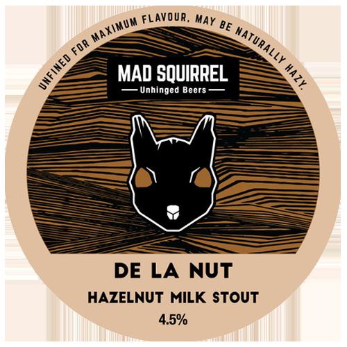 Mad Squirrel De La Nut