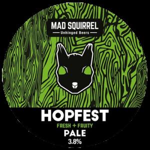 Mad Squirrel Hopfest Gluten Free Pale