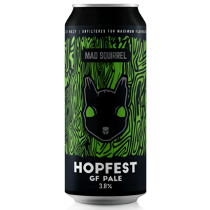 Mad Squirrel Hopfest Cans