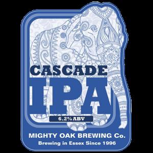 Mighty Oak Brewing Cascade IPA