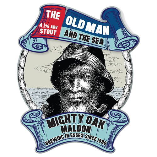 Mighty Oak Brewing Old Man and The Sea