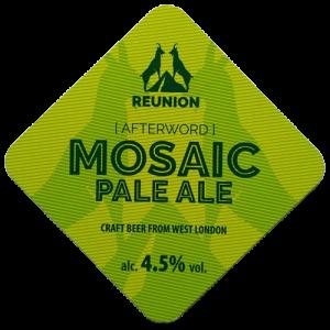 Reunion Ales Afterword Mosaic Pale Ale