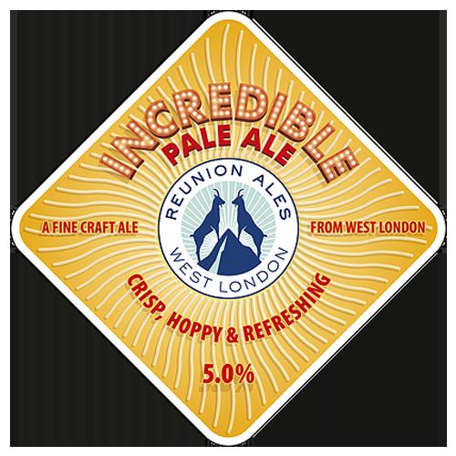 Reunion Ales Incredible Pale Ale