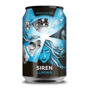 Siren Craft Brew Lumina Cans