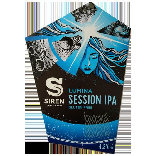 Siren Craft Brew Lumina Cask Beer