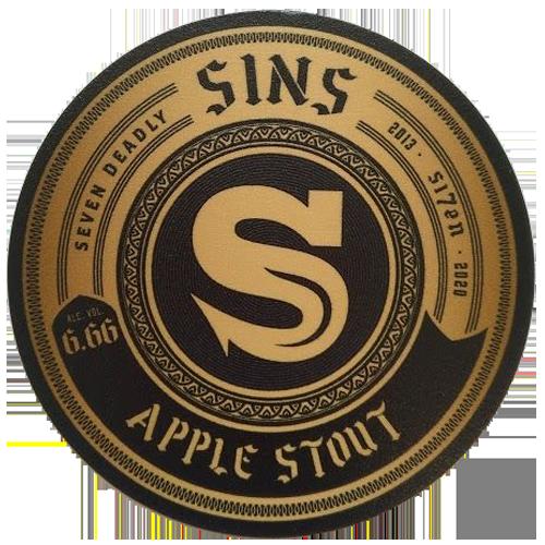 Siren Craft Brew Sins Apple Stout