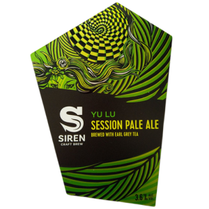 Siren Craft Beer Yu Lu Cask Beer