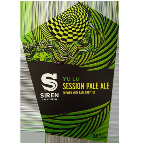 Siren Craft Beer Yu Lu Cask Beer