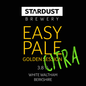Stardust Brewery Easy Pale Citra