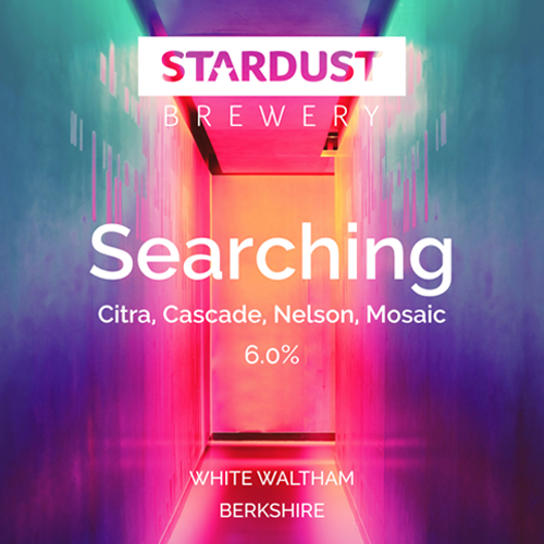 Stardust Brewery Searching