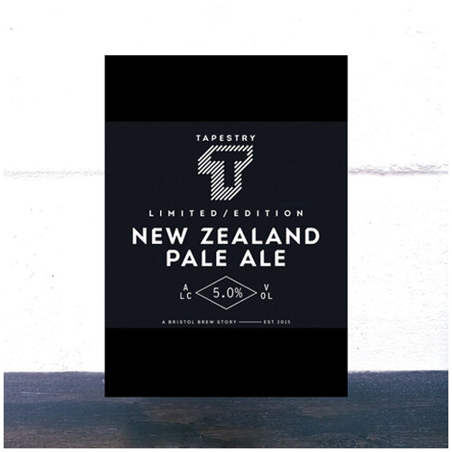 Tapestry Brewery New Zealand Pale Ale