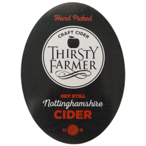 Thirsty Farmer Nottinghamshire Dry Still Cider