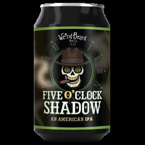 Weird Beard Five O'Clock Shadow