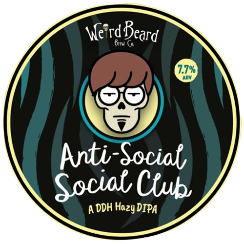 Weird Beard Anti-Social Social Club