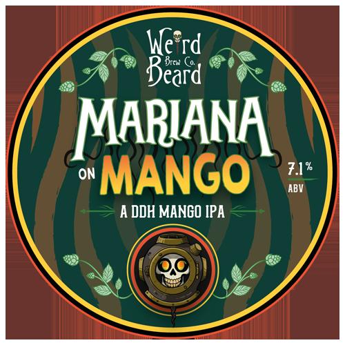 Weird Beard Mariana On Mango