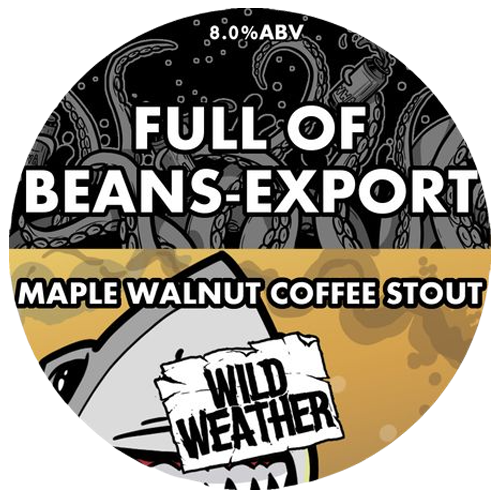Wild Weather Full of Beans Export