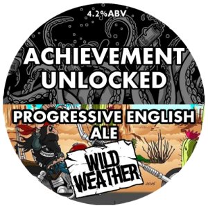 Wild Weather Achievement Unlocked English Ale