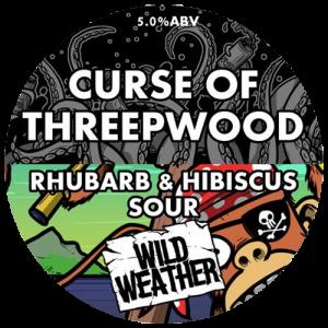 Wild Weather Ales Curse of Threepwood