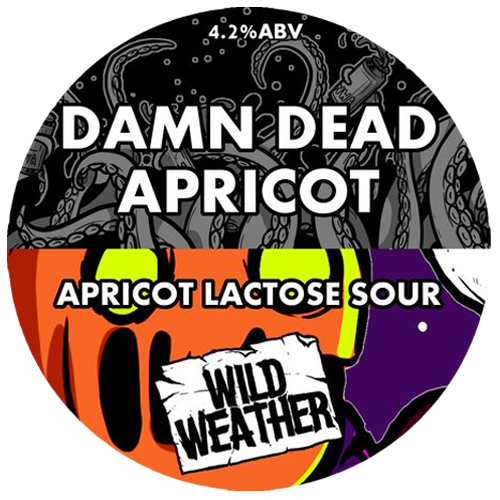 Wild Weather Ales Damn Dead Apricot