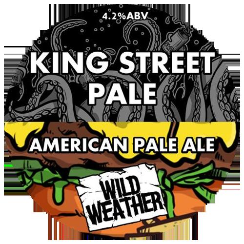 Wild Weather King Street Pale