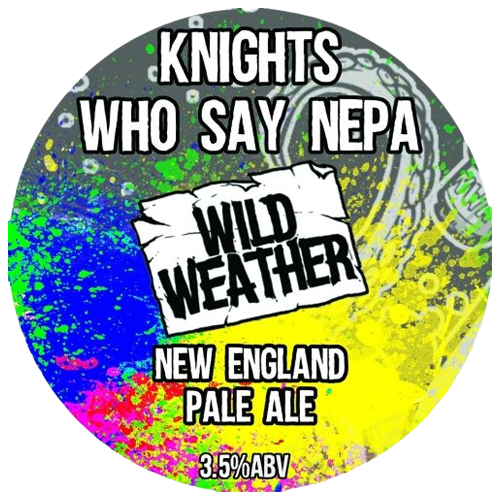 Wild Weather Ales Knights Who Say NEPA