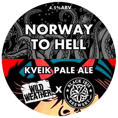 Wild Weather Norway To Hell Pale Ale