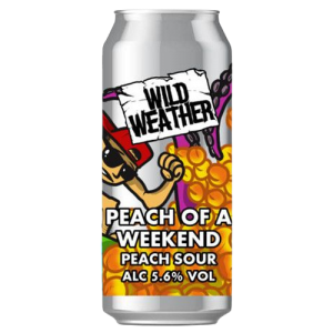Wild Weather Peach Of A Weeekend