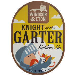 Windsor & Eton Brewery Knight of the Garter