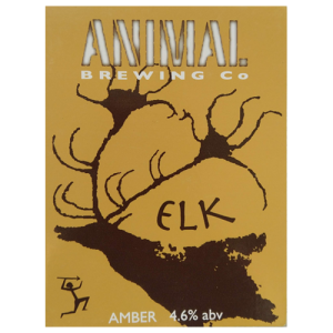 XT Brewing Animal Range ELK