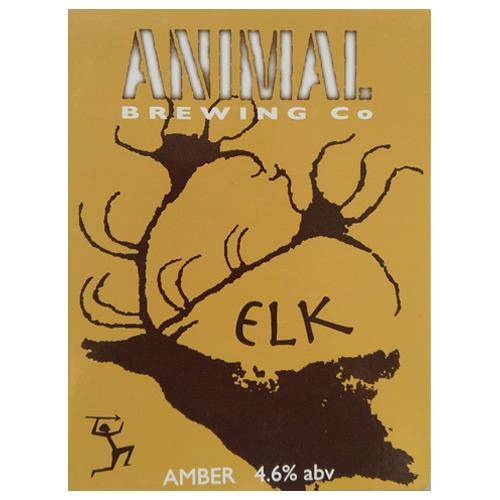 XT Brewing Animal Range ELK