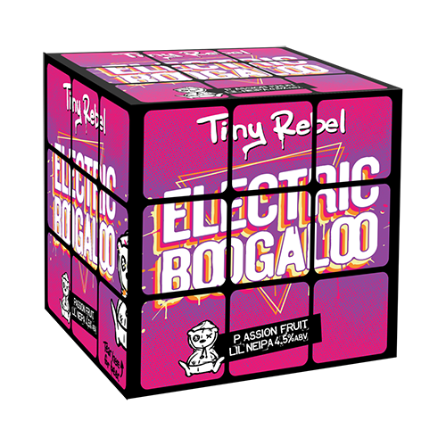 Tiny Rebel Electric Boogaloo