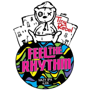 Tiny Rebel Feel The Rhythm