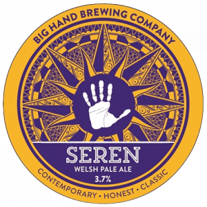 Big Hand Brewing Co Seren Welsh Pale Ale