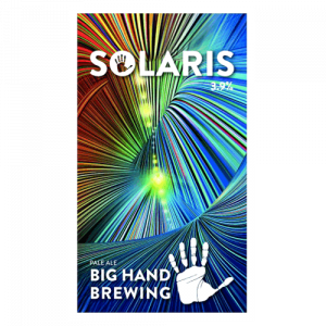 Big Hand Brewing Co Solaris Pale Ale