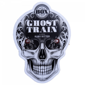 Box Steam Brewery Ghost Train Ruby Bitter