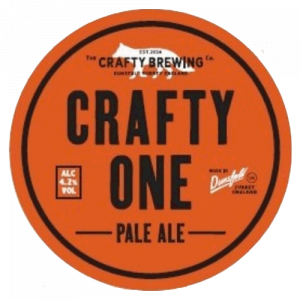 Crafty Brewing Crafty One Pale Ale