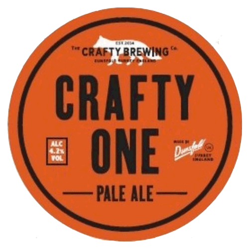 Crafty Brewing Crafty One Pale Ale