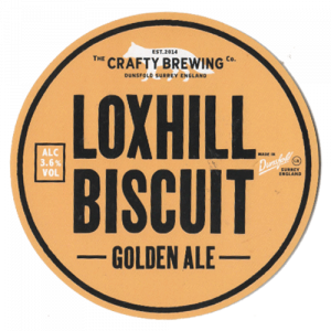 Crafty Brewing Loxhill Biscuit
