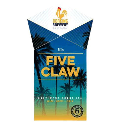 Dorking Brewery Five Claw West Coast IPA