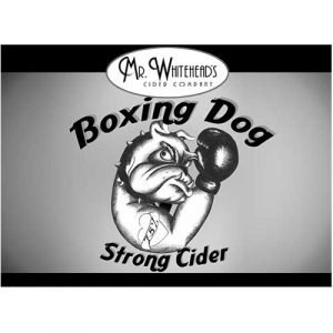 Mr Whitehead's Boxing Dog Strong Cider