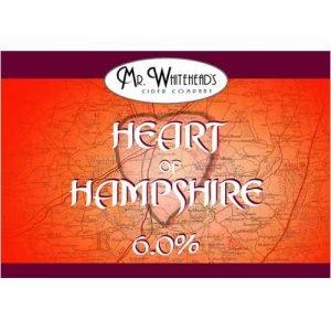 Mr Whitehead's Cider Company Heart of Hampshire Cider